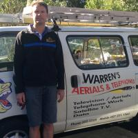 Warren's Aerials & Telephones