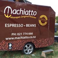 Machiatto Espresso; Coffee without Compromise