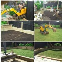 DH Fencing & Property Maintenance & Digger Services
