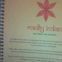 MADLY INDIAN