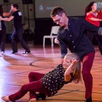 Fevah Modern Jive - Social dancing - West