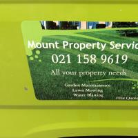 Mount property services