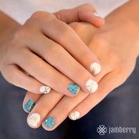 Naked without Jamberry