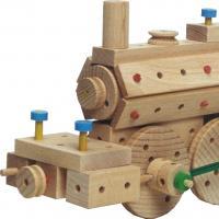 MATADOR - European Constructional wooden TOY