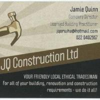 JQ CONSTRUCTION LTD