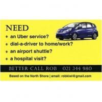 Rob's Car Driver Services