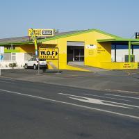 Hamilton WOF Station