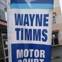 WAYNE TIMMS MOTOR COURT LTD  6/37 FOREMANS ROAD HORNBY