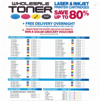 Wholesale Toners NZ Limited