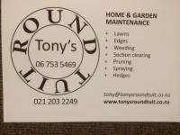 tony's round tuit