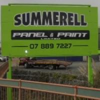 Summerell Panel & Paint Limited