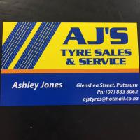 AJs Tyres