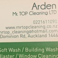 Mr.Top Cleaning Ltd.