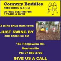Country Buddies Preschool