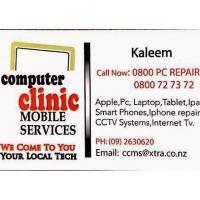 computer clinic mobile services Ltd