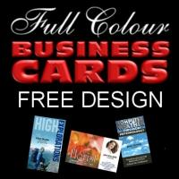 Full colour business cards all printing available printers in full colour business cards all printing available reheart Gallery