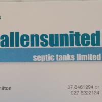 allens united septic tanks