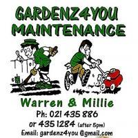Gardenz 4 you