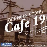 Cafe 1903