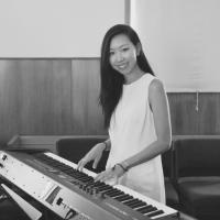 Piano with Jes