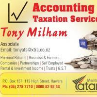 Accounting Taxation Services (South Taranaki) Limited