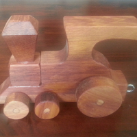 Spellcaster Wooden Toys Ltd