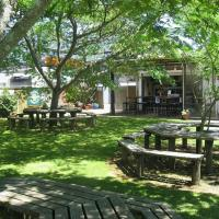 The Backyard Bar and Eatery