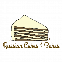 Russian Cakes and Bakes