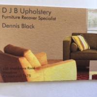 DJB Upholstery