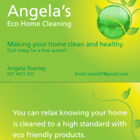 Angela's Eco Home Cleaning