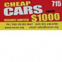 NZCARS LIMITED