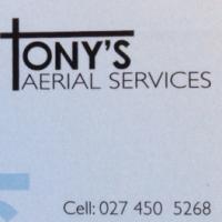 Tony's Aerial Services