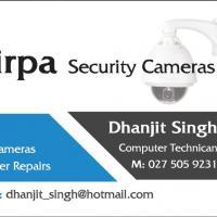 Kirpa Security Cameras