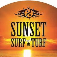 Sunset Surf & Turf