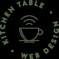 Kitchen Table Web Design