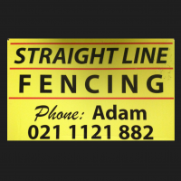 Straight Line Fencing