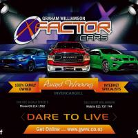Graham Williamson X Factor Cars