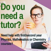 Tutor - University and NCEA level Maths, Physics & Chemistry