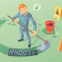 The Clean Up Whoosh!