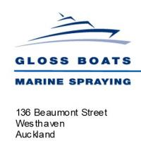 Gloss Boats Marine Spraying