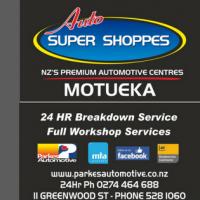 Auto Supershoppe Motueka (previously Parkes Automotive)
