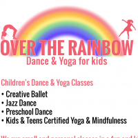 Over the Rainbow Dance & Yoga for Kids