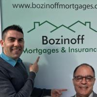 Michael Anastasiadis at Bozinoff Mortgages