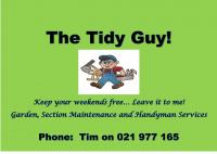 The Tidy Guy