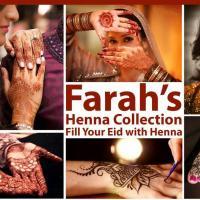 Farah's Henna Collection