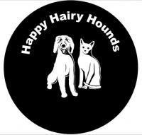 Happy hairy hounds