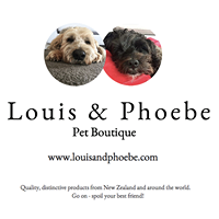 louis and phoebe pet Boutique 21a St Heliers Bay Road, St Helier