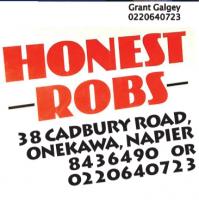 Honest Robs