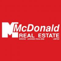 McDonald Real Estate - New Plymouth
