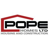 Pope Homes Ltd